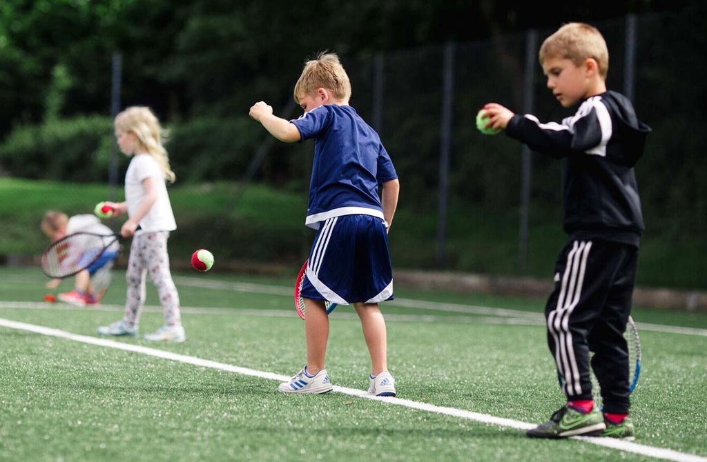 sports camp ayrshire
