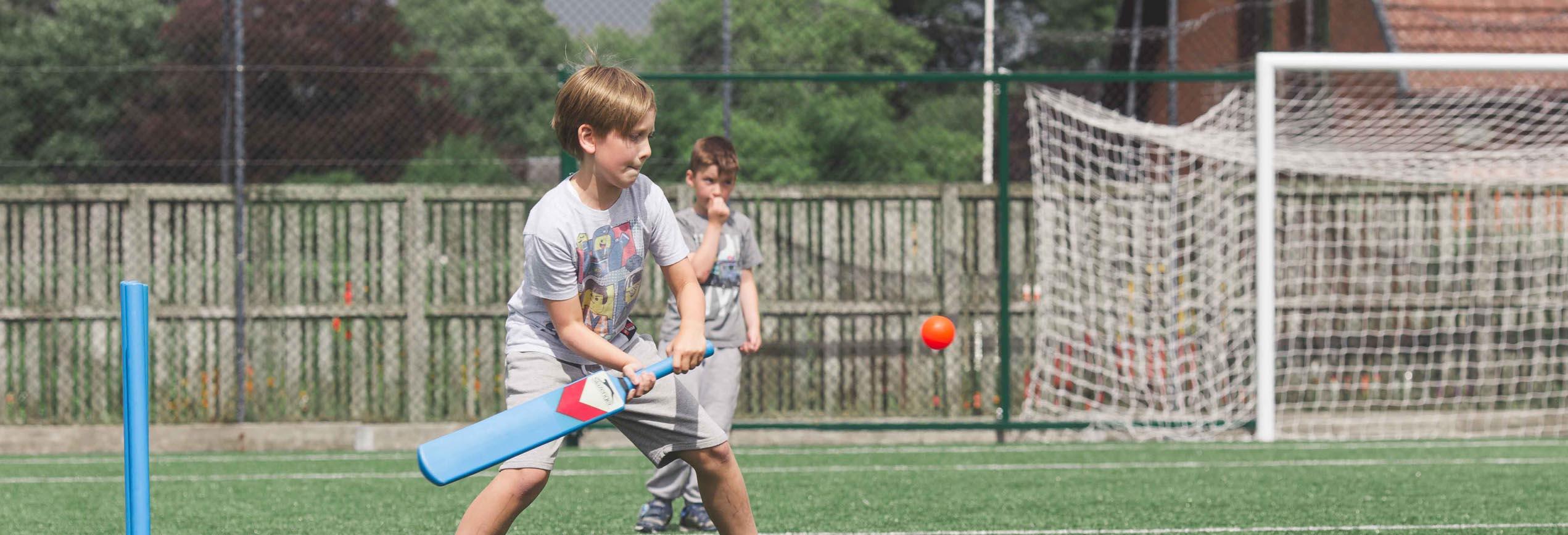 vision coaching sports camp Ayr